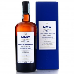 Monymusk MMW 11 Year Old Velier Continental Aging / E&A Scheer
