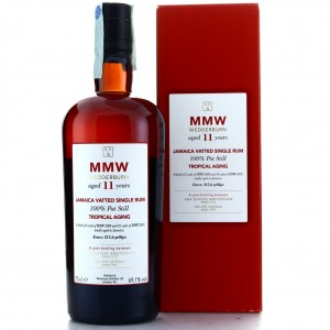 Monymusk MMW 11 Year Old Velier Tropical Aging / E&A Scheer