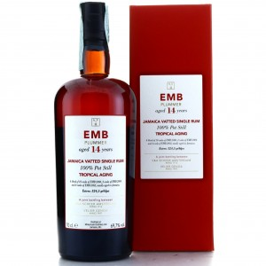 Monymusk EMB 14 Year Old Velier Tropical Aging / E&A Scheer
