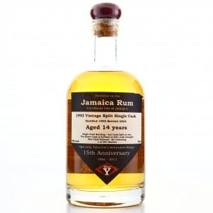 Mac Y 1992 Jamaica Rum 14 Year Old