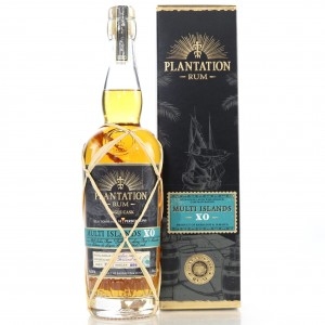 Plantation Multi Islands XO Single Cask / Hyperboissons