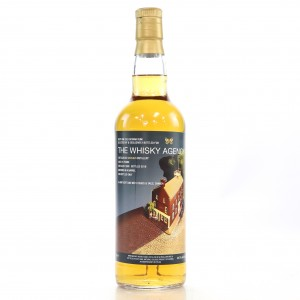 Uitvlugt 1990 Whisky Agency 25 Year Old / Heads & Tails