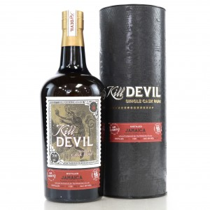 Hampden 2000 Kill Devil 16 Year Old Cask Strength / TWB