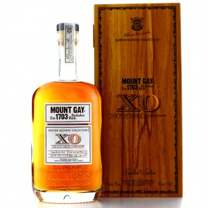 Mount Gay XO Master Blender Collection / Peat Smoke Expression