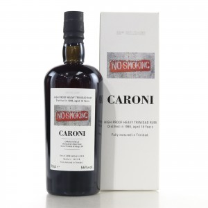 Caroni 1998 Velier 16 Year Old High Proof Heavy