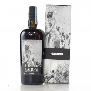 Caroni 1991 Velier 19 Year Old Blended