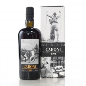 Caroni 1992 Velier 18 Year Old Full Proof Heavy