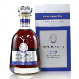 Diplomatico 2005 Sherry Cask Finish
