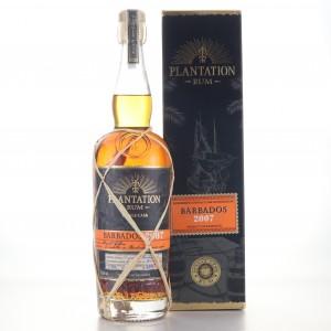 Mount Gilboa 2007 Plantation Rum