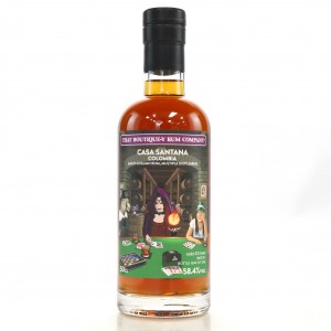 Casa Santana 12 Year Old That Boutique-y Rum Company Batch #1