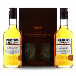 Mount Gay Origin Series Vol.2 / The Copper Stills