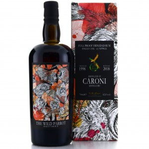 Caroni 1998 The Wild Parrot 'White'