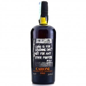 Caroni 1982 Velier 24 Year Old Full Proof Light