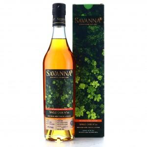 Savanna Grand Arome 2005 Single Cognac Cask 13 Year Old #121 50cl
