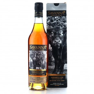 Savanna Traditionnel 2007 Single Port Cask 12 Year Old #966 50cl / 150th Anniversary