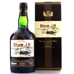 Rhum J.M 2003