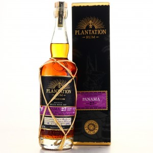 Alcoholes del Istmo 1992 Plantation 27 Year Old Single Cask / Belux Tour 2019​​​​​​​