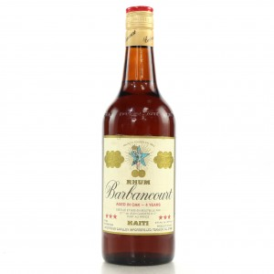 Barbancourt 4 Year Old 75cl / US Import