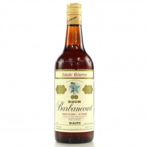 Barbancourt 15 Year Old Estate Reserve 75cl / US Import