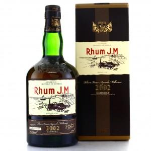 Rhum J.M 2002