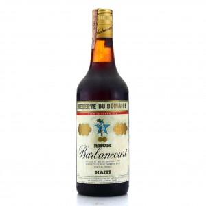 Barbancourt 15 Year Old Reserve du Domaine 1960s / Bonfanti Import