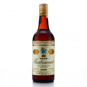 Barbancourt 5 Star Reserve Speciale 1980s / D&C Import