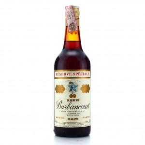 Barbancourt 5 Star Reserve Speciale 1970s / Bonfanti Import