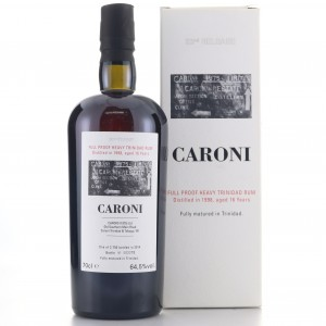 Caroni 1998 Velier 16 Year Old Full Proof Heavy