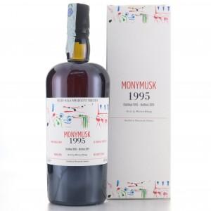 Monymusk EMB 1995 Velier 24 Year Old / Warren Khong Villa Paradisetto