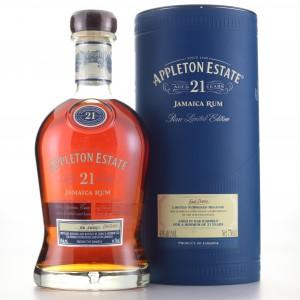 Appleton Estate 21 Year Old 2013 75cl / US Import
