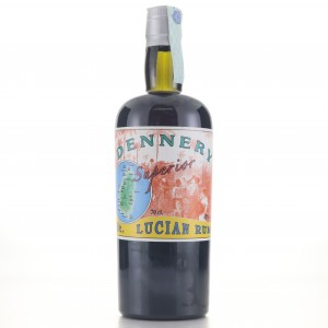 Silver Seal 'Dennery' St Lucian Rum