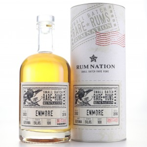 Enmore 2002 Rum Nation Small Batch / LMDW 60th Anniversary