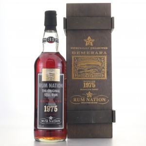 Demerara Rum 1975 Rum Nation 31 Year Old