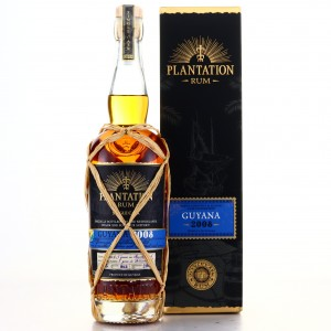 Guyana 2008 Plantation Single Cask / Netherlands Exclusive
