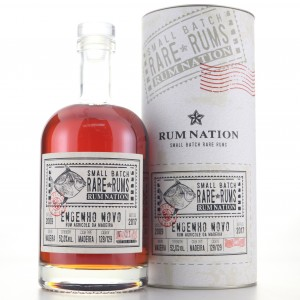 Engenho Novo 2009 Rum Nation Small Batch