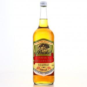 Burke's Jamaica Rum-Verschniti 1 Litre