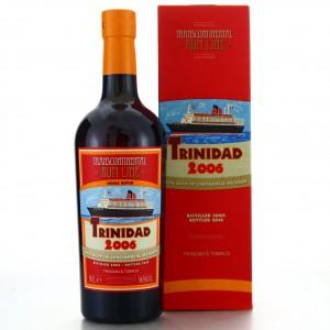 Trinidad Distillers 2006 Transcontinental Rum Line
