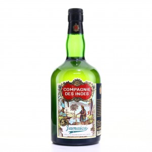 Jamaica 5 Year Old Compagnie des Indes Navy Strength