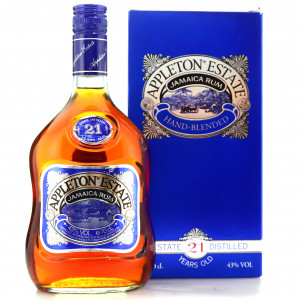 Appleton Estate 21 Year Old 2003