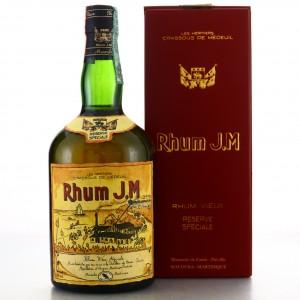 Rhum J.M Reserve Speciale