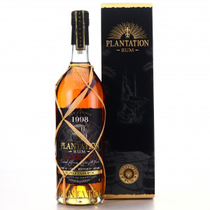 Guadeloupe Rum 1998 Plantation Single Cask #15 / Cognac Finish