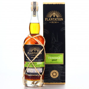 Trinidad Distillers 1997 Plantation Single Cask #4 / The Netherlands