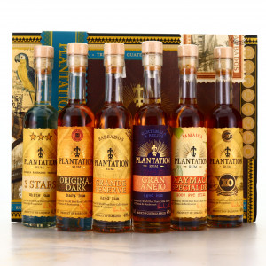 Plantation Experience Gift Pack 6 x 20cl