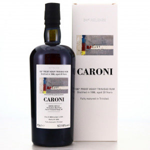 Caroni 1996 Velier 20 Year Old 100 Proof Heavy