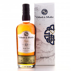 Worthy Park 2005 Valinch and Mallet 13 Year Old