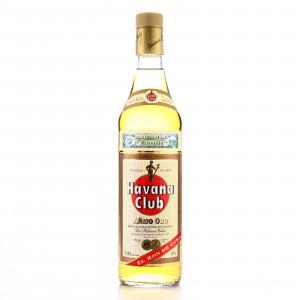 Havana Club Anejo Oro