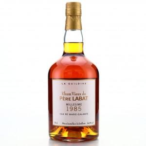 Pere Labat 1985 Cask Strength Rhum Vieux