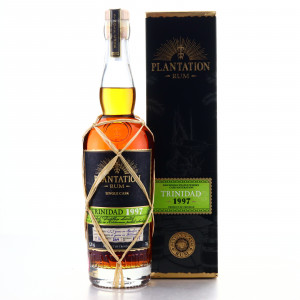 Trinidad Distillers 1997 Plantation Single Cask #10 / ex-Kilchoman Cask Finish