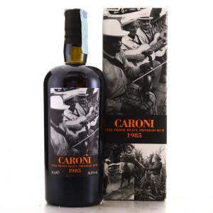 Caroni 1985 Velier 21 Year Old Full Proof Heavy
