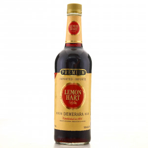 Lemon Hart 151 Proof Demerara 75cl / US Import